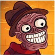 Troll Face Quest Horror 2: Специальный Хэллоуин — Прохождение